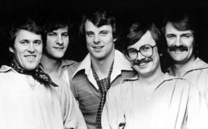 I brist på bild på Blondy tar vi ett annat klassiskt dansband från Gävle: Ceges anno 1978.