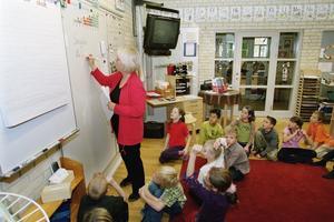 Behövs. Utan lärare stannar skolan.foto: scanpix