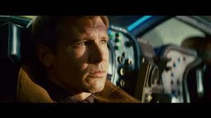 Bäst här. Träbocken Harrison Ford i sitt skådespelarlivs mest intressanta roll som replikantjägare i