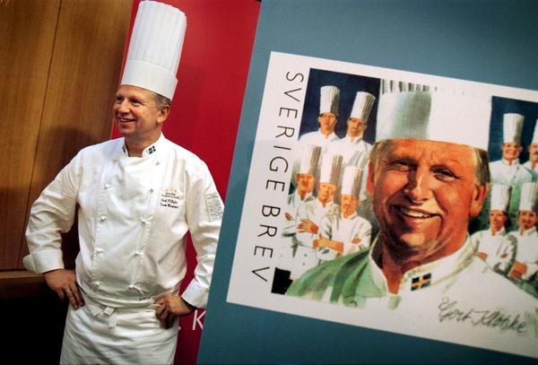 Gert Klötzke har fått många utmärkelser och 2002 blev han frimärke.