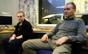 Mikael Elenius och Ola Nääs går i svaromål på Jens Runnbergs krönika i måndags, vilken framförde kritik mot kursen Hasardspel och sannolikhetslära. Foto: JOHAN LARSSON/Arkiv