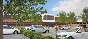 Vibackeskolan ska byggas ut och växa till 900 elever. Bygget startar nästa år och pågår fram till 2017.