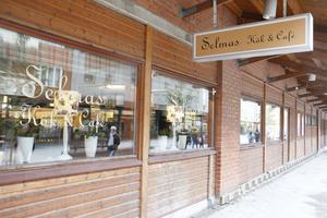Selmas Kök och Café har varit stängt sedan konkursen i juni fjol.