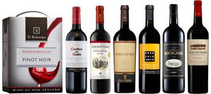 En större mängd viner i Systembolagets fasta sortiment har bytt till nya årgångar. Här är sju riktigt bra röda köp.