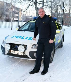 Strömsunds nye polis chef Göran Bergström har levt ett äventyrligt liv med många års tjänstgöring utomlands. Nu är han på hemmaplan igen.