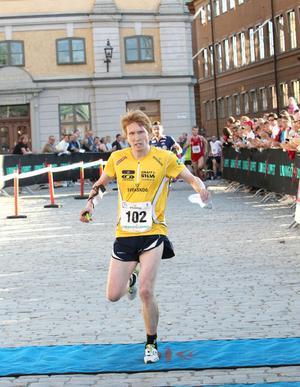 Ifjol blev Jerker Lysell tvåa i världscupsprinten i Gamla Stan, på tisdagen vann han i Göteborg.