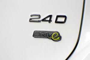 DRIVe är märket som ska pryda alla Volvos bilar med miljöambitioner fram över.