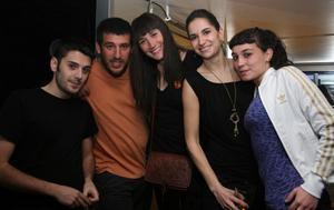 Pluto. Marcus, Hortaleza, Clara, San Lorenzo, Rachel
