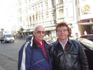 Text och foto: Bernd Büttner och Frans Åke Öberg