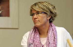 Åsa Granat kan bli årets offentliga ledare.