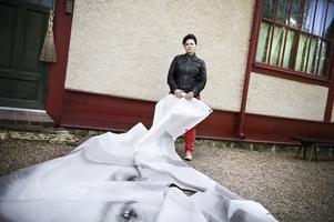 Helena Brunkman är initiativtagare till vägutställningen.