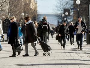 Alla har rätt till en meningsfull fritid och för att kunna erbjuda det kommer vi att satsa extra på att nå alla, även de som inte är så vana att delta, skriver Niklas Evaldsson. Foto: Jan Olby/Arkiv