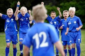 Örebrocupens sista dag, b-finaler.