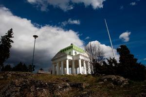 Det 100 år gamla sångartemplet på Köpmanberget har imponerat genom åren.