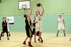 BBK Sundsvall går ihop med KFUM Sundsvall Basket.