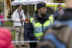 Jimmie Åkesson (SD) gillar att vara martyr.