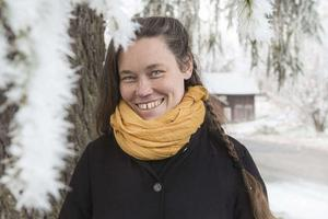 Kulturbryggan ger konstnären Åsa Maria Hedberg startmedel för ett kommande första verksamhetsprojekt för hur lokstallet ska se ut.