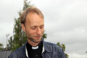Mikael Mogren är biskop nummer 67 i Västerås stift och en av de yngsta.
