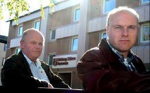 Kurt Podgorski och Pär Kindlund är Malung-Sälens egentliga makthavare - utan att sitta på de viktiga ordförandeposterna.