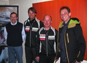Alpin Skidfest.-För första gången någonsin kommer alla alpina sporter att finnas på plats då Ski Funtastic avgörs under ett par dagar i Ullabacken i Lindvallen. Det blir den största skidfesten för ungdomar någonsin konstaterar Svante Ädling, Malungs Slalomklubb, Alpine chefen Johan Monsén, nationelle chefen Thomas Sjödin och Owe Sivertsen i Ski Star i Sälen.