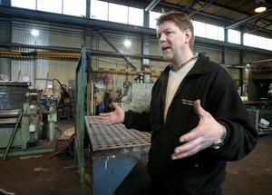 Kan bli stort. Tommy Andersson har efter de två första turbinerna fått in hela sex nya turbiner till sina verkstäder i Norberg och Söderbärke