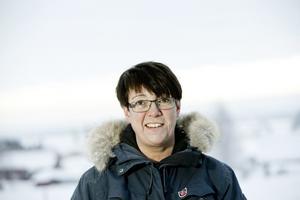 Monica Gunnarsson, direktor vid Stadsmissionen i Örebro, uppmanar örebroarna att vara lite extra hjälpsamma under februari,