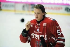 Jonathan Dahlén är bara detaljer från att bli helt klar för Timrå IK, enligt uppgifter till Sundsvalls Tidning. Bild: Eric Westlund.