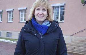 Anna Hed kommunstyrelsens ordförande i Mora.