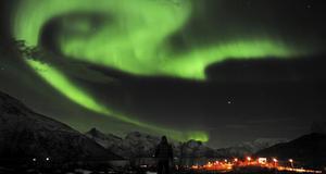 Nu finns många resor för att få se norrsken.