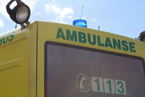 Norsk ambulans.