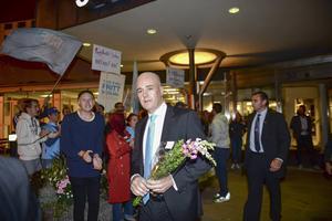 Reinfeldt efter debatt mot Löfven i SVT, frågan är om det är medierna som avgör valutgången?
