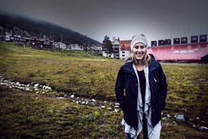 Sporten har mött Åres alpina stjärna Kajsa Kling inför säsongstarten i Sölden.