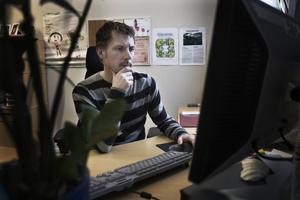 Anders Fagerblom, handläggare på socialtjänsten i Sundsvall.