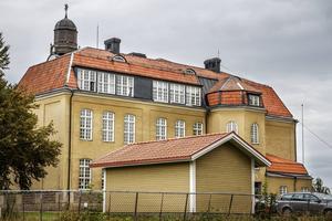 Staffangymnasiet i Söderhamn. Fotograf: Bjorn Knutsson