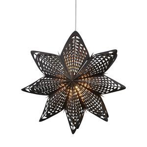 Väldigt ofta skippar jag julpyntet faktiskt. Men jag hänger alltid upp en stjärna. Det är ju så trevligt att promenara på vinterkvällar och titta på alla saker som lyser i fönsterna. Svart var ju både coolt och vackert också. Adventsstjärna, 79 kronor på Åhléns.