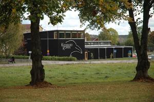 Tio miljoner kronor kostade Skinnskattebergs lilla flexibla kulturhus.