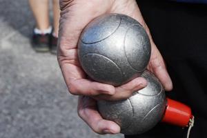 Boule, eller petanque som det också kallas, blir bara mer och mer populärt.