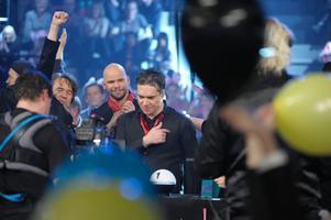 Thorsten Flinck går vidare till finalen i Melodifestivalen 2012.