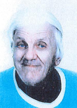 Sven Johansson är kutryggig och hör mycket dåligt. Eventuellt hade han en grön jacka på sig när han försvann.