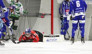 Jon Karlsson i en match mot Västerås SK under hösten.