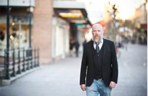 Daniel Nordström, chefredaktör.