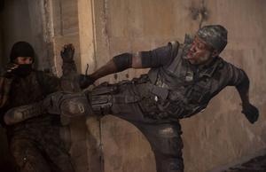 Wesley Snipes gör comeback som hårdför legosoldat i