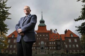 Bengt Marsh, tidigare kommundirektör för Östersunds kommun.