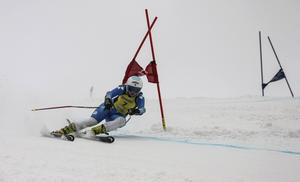 Arkivbild. Elsa Håkansson Fermbäck vann en internationell FIS-tävling i Super G under tisdagen