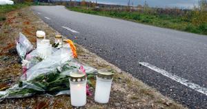 En 19-åring förolyckades vid en singelolycka i Ångsäter i oktober.