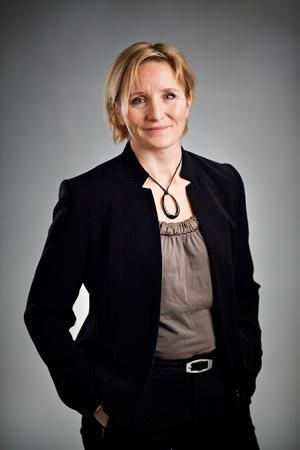 Maria Linder, ny regional utvecklingsdirektör i Västmanland.