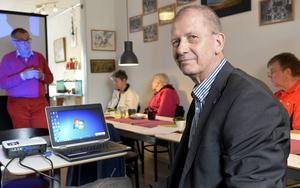 Anders Avdic, högskolan Dalarna