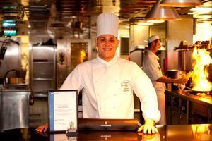 Dimitar Angelkovski vann Årets unga kock.