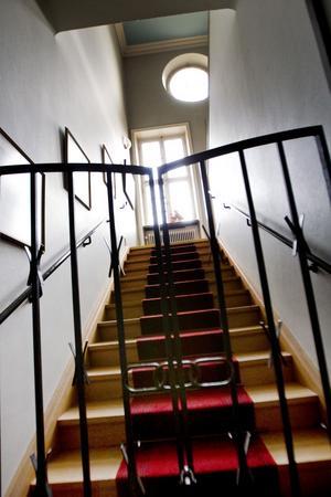 """På öppet hus kommer grinden till """"det allra heligaste"""" att vara upplåst."""
