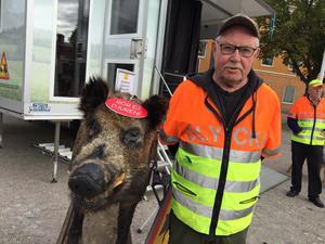 80 procent av alla viltolyckor i Västmanland är rådjursolyckor men även viltolyckor med vildsvin ökar, berättar jägaren Sören Lundberg som representerade Nationella Viltolycksrådet.